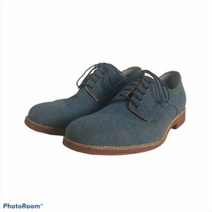 Johnston & Murphy Canvas Oxford Shoes